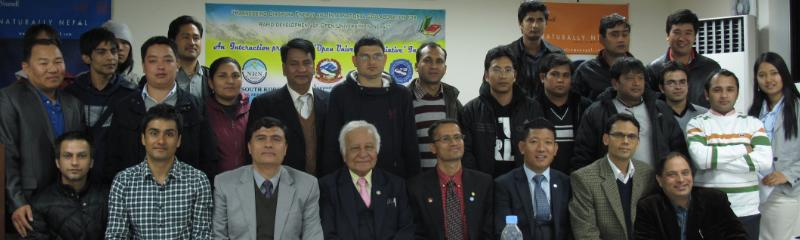 Open University of Nepal Program Seoul Korea 2010